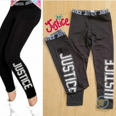 Legging Justice Black Fashion