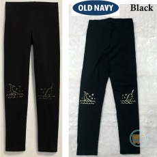 Legging Old Navy Black Whale