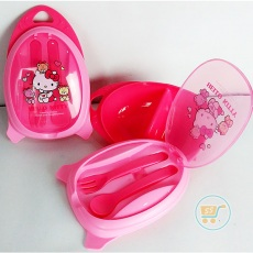 Lunch Box Hello Kitty Roket