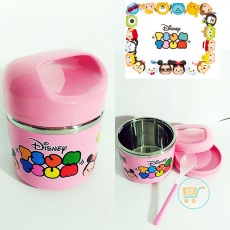 Lunch Box Tsum tsum Stainles Jinjing