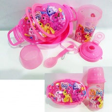 Meal Set Little Pony