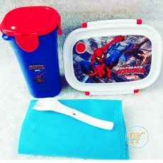 Meal Set Spiderman