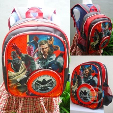 Ransel Avengers Red Action
