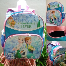 Ransel frozen Fever (Purple)