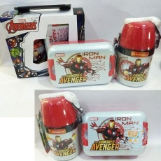 Set Bekal Iron Man