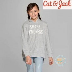 Sweater Cat And Jack Share Kindness