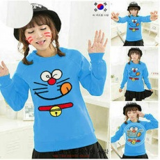 Sweater Doraemon Yummy Smile