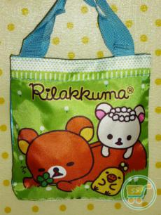 Tas Simple Rillakuma