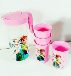 Teko Frozen Set