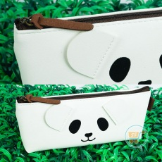 Tempat Pensil Panda White Face