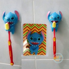 Tooth Holder Stitch Cute Body