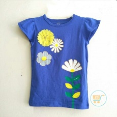 Tshirt Carter Sun Flower