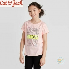 Tshirt Cat & Jack Future bright Flip Sequin