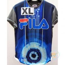 Tshirt Fila Circle Extra Large