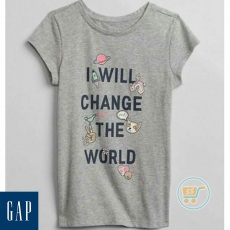 Tshirt GAP Change World (S)