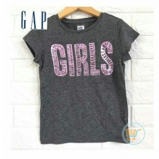 Tshirt GAP Girls Metalic