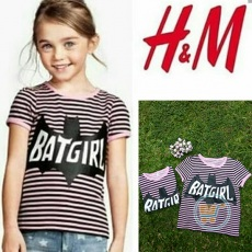 Tshirt HnM Bat Girl