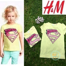 Tshirt HnM Super Girl