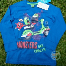 Tshirt Impor Monster Inc