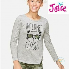 Tshirt Justice Internet Famous