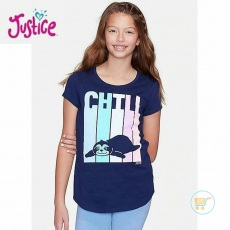 Tshirt Justice Chill Piano