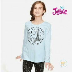 Tshirt Justice Take Me To Paris