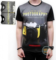 Tshirt Life Is Like Photography