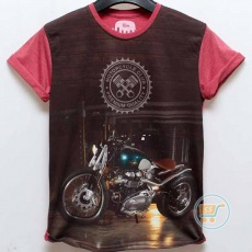 Tshirt Motorcycle Club Premium