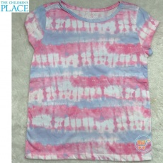 Tshirt Place Abstrak Girly