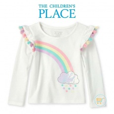 Tshirt Place Rainbow Cloud