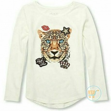 Tshirt Place Tiger Rock Vibes Longsleeves