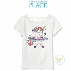 Tshirt Place Unicorn Hulahup Sequin