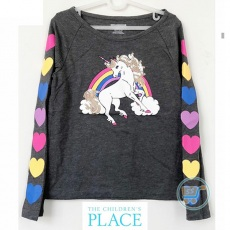 Tshirt Place Unicorn Lovely Sequin