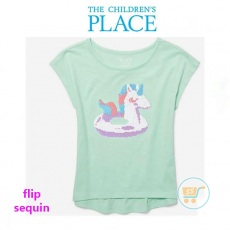 Tshirt Place Unicorn Tosca Flip Sequin