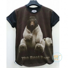 Tshirt The Real Bear