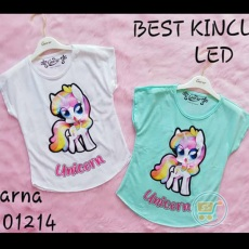 Tshirt Unicorn Led Cutiez