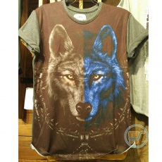 Tshirt Wolf Night