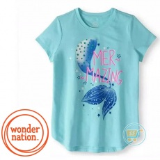 Tshirt Wonder Nation Mer Mazing