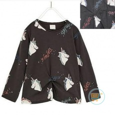 Tshirt Zara Unicorn Magical