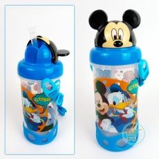 Botol Minum mickey Mouse Cute Head