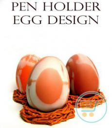 Egg Pen Holder