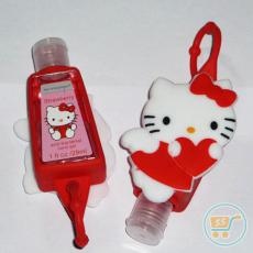 Holder 3D Hello Kitty Love Red + Handgel