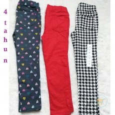 Jegging Mix Varian Toodler