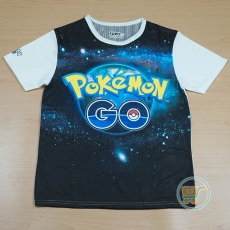Tshirt Pokemon Planet (Ukuran 16 - 20)