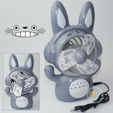 Kipas Angin Totoro Cute Body