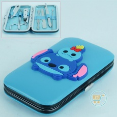 Manicure Stitch Set With Case