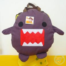 Tas Ransel Domo Canvas Body